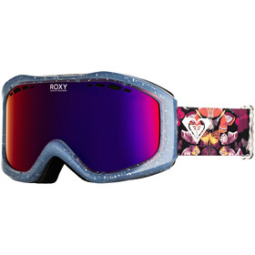 Roxy Sunset ML Gafas Mujer, true black butterfly